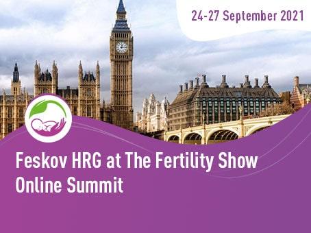Feskov Human Reproduction Group примет участие в The Fertility Show - Центр суррогатного материнства профессора Феськова А.М.